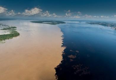 Lo sapevate? – Perchè lo strano fenomeno tra le acque del Rio Negro e del Rio Solimões?