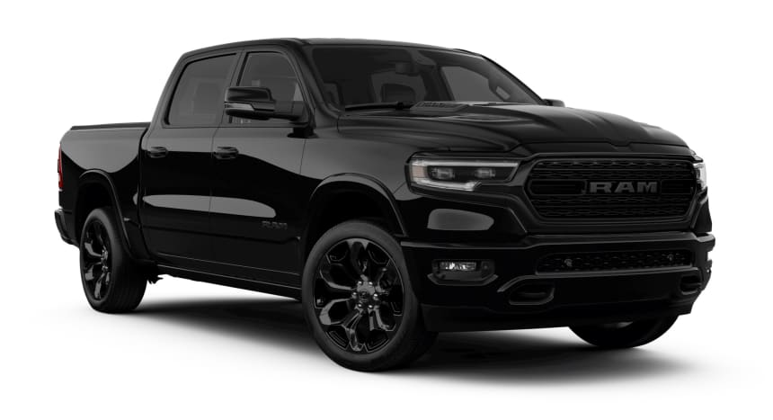 Ram Brings A New Prince Of Darkness To Its Truck Lineup
