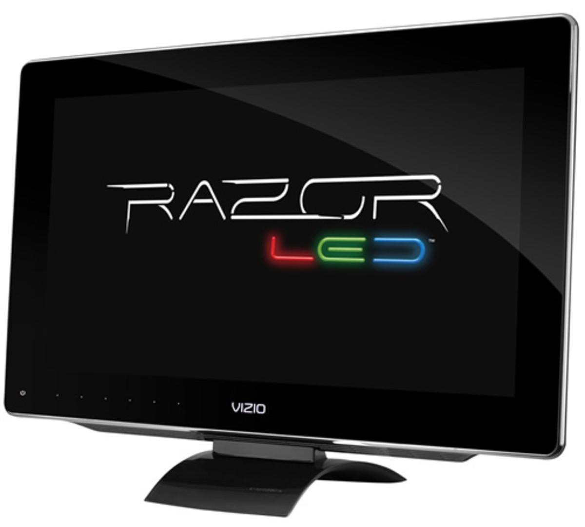 Vizio Razor LED TV - Acquire