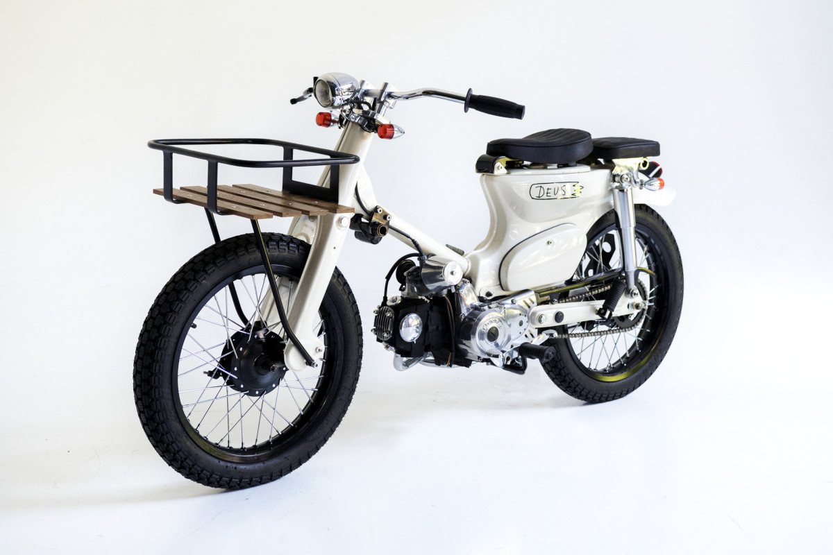 The Deus Sea Sider Is A Surf Ready Commuter For Balinese