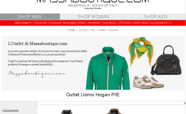 Recensione sito www.massaboutique.com