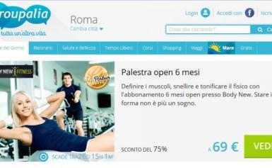Recensione sito www.groupalia.it
