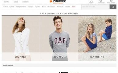Siti come Zalando per l'acquisto di scarpe e vestiti online