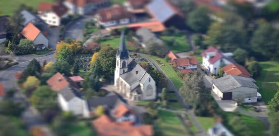 Kirche Steinhaus