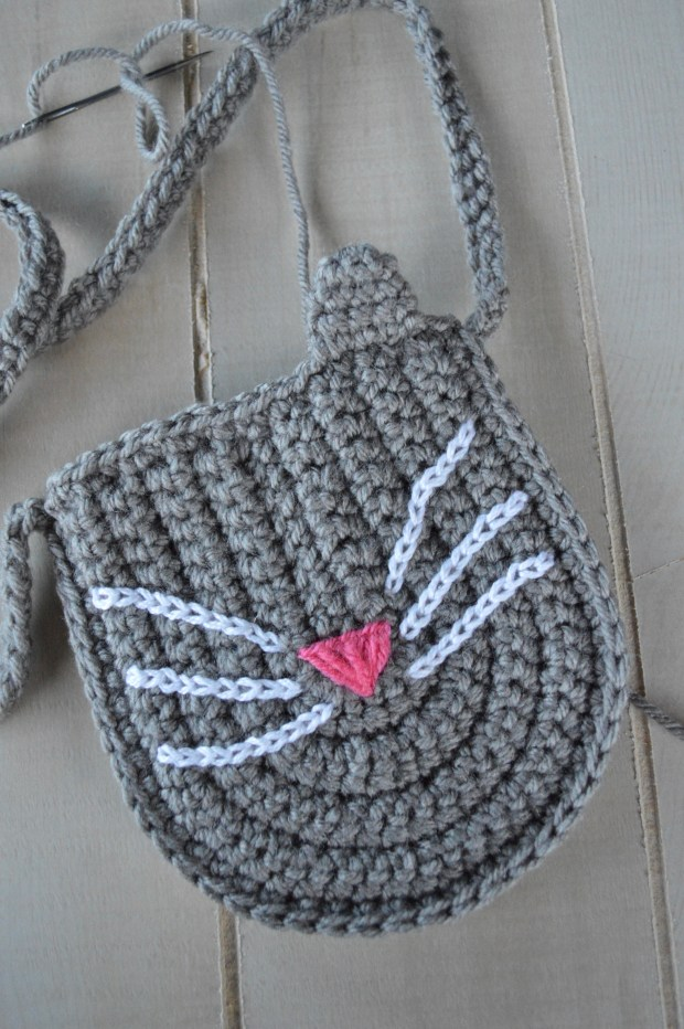 Bitty Kitty Bag A Crafty Concept