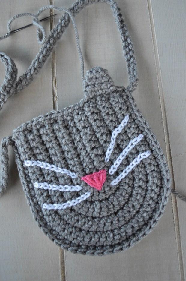 Bitty Kitty Bag