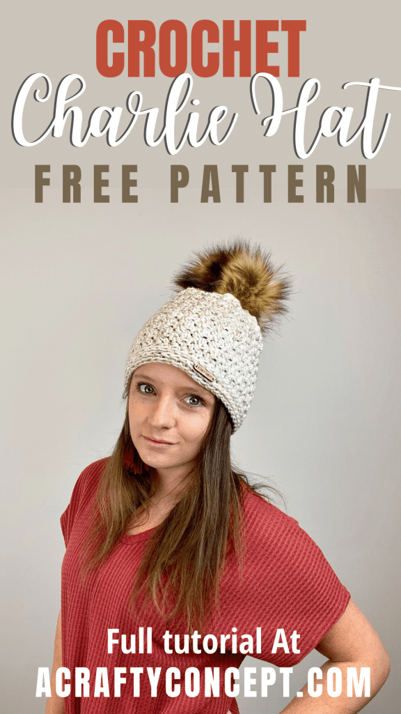 Learn how to crochet an easy, textured beanie with this simple lemon peel stitch crochet hat pattern. Free Crochet Pattern!