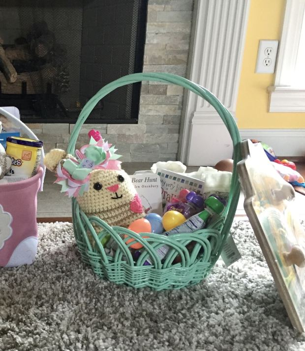 Free Crochet Bunny Pattern by A Crafty Concept