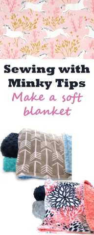 sewing minky tips acraftylife.com