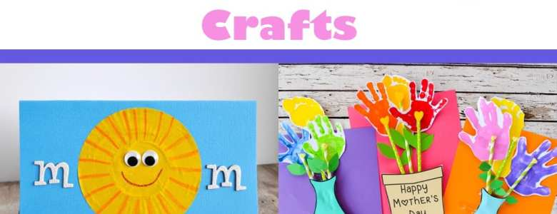 Mothers Day Crafts Lots Of Ideas To Celebrate Mom A Crafty Life