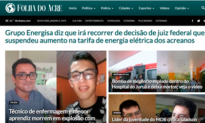 Folha do Acre