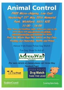 Dog show 21.05.16