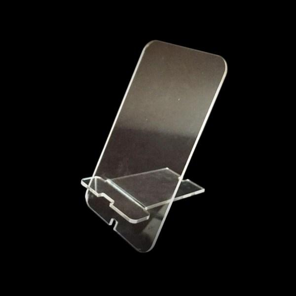 Practico porta celular de Acrílico