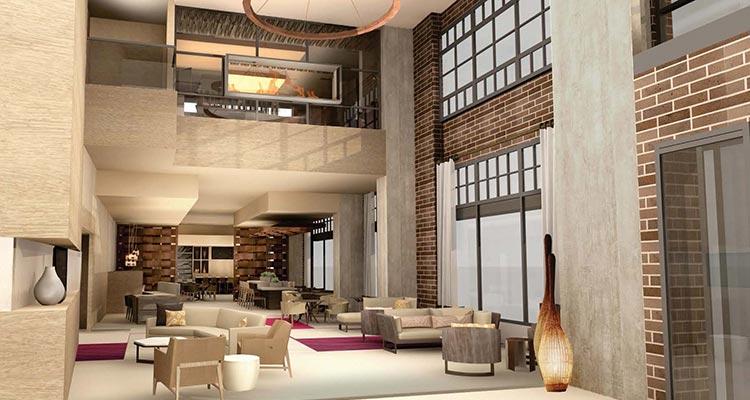 ACRM Architects Luhrs Marriott Courtyard Amp Residence Inn