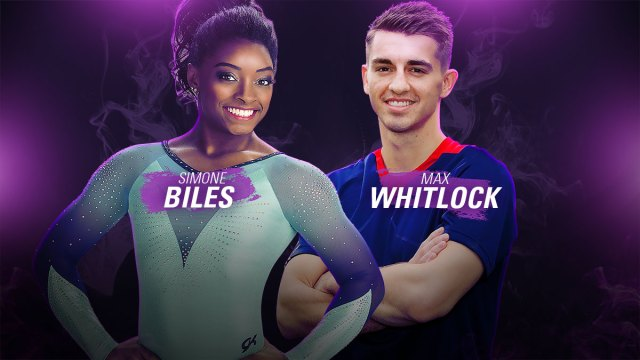 Superstars of Gymnastics poster