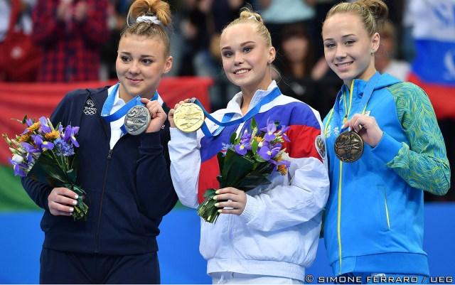 Angelina Melnikov, Lorette Charpy, Diana Varinska