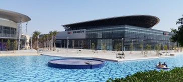 The Holon Toto Arena in Holon, Israel