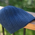 """""""Knit-Look"""" Everyday Slouch by A Crocheted Simplicity"""