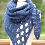 """Northern Skies"" Convertible Scarf & Wrap Crochet Pattern by A Crocheted Simplicity"