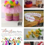 Come Join The Linky Ladies Link Party! Link up recent projects!