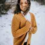 Aurora Cardigan For Women Free Crochet Cardigan Pattern A Crocheted Simplicity