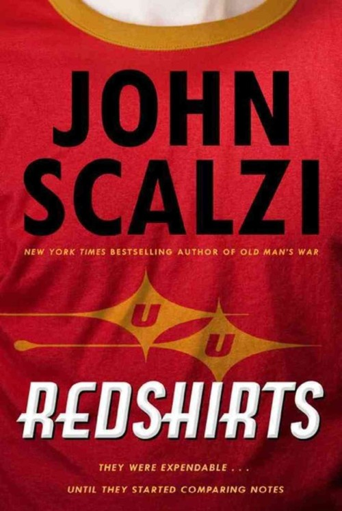 Redshirts by John Scalzi Book Cover