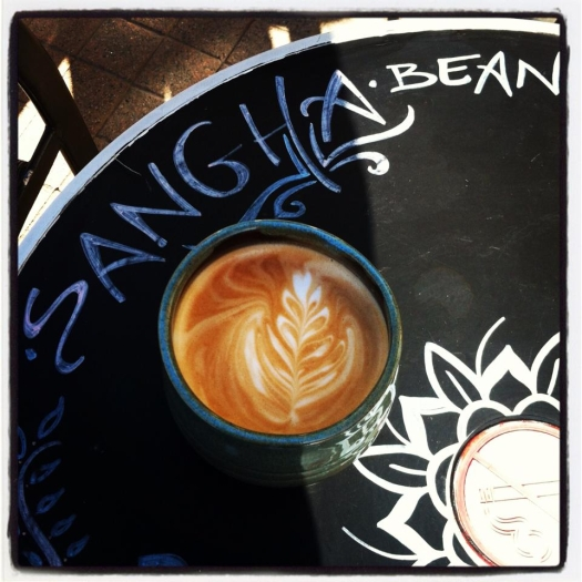 Sangha Bean Header