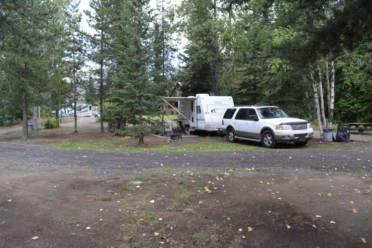 Kinbasket Lake Resort Site