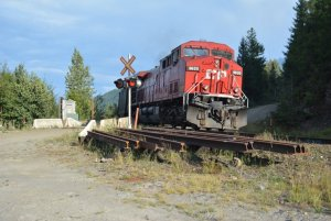 CP Rail Engine
