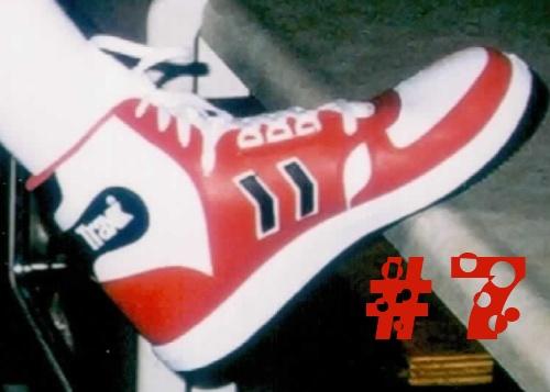 Shoe Countdown #7