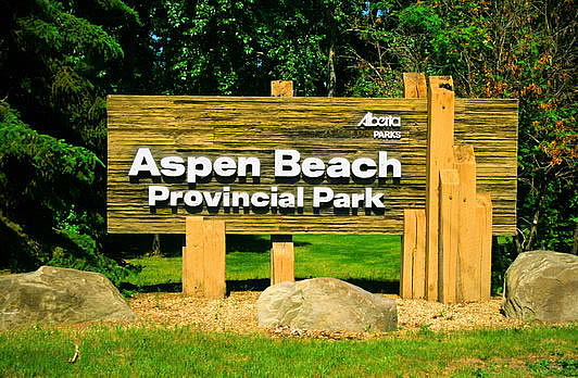 Aspen Beach Provincial Park - Review