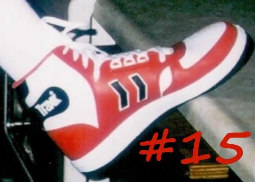 Shoe Countdown #15