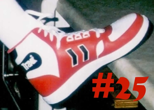 Shoe Countdown #25