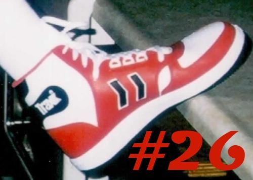 Shoe Countdown #26