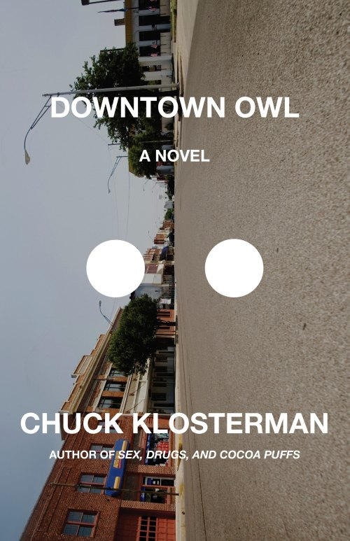 downtown owl cover