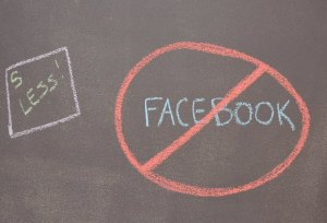 Resolution 5 – That Bit About Avoiding Facebook