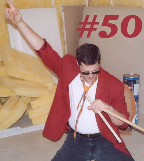 Shirthead Countdown #50