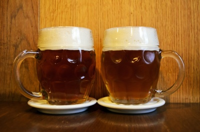 Mugs of Beer