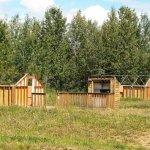 Abandoned Comfort Camping at Miquelon Lake
