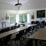 Conference Room at Miquelon Lake