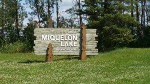 Miquelon Lake Provincial Park – review
