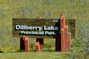 Dilberry Lake Provincial Park – review