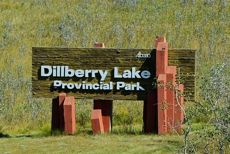 Dilberry Lake Provincial Park - review