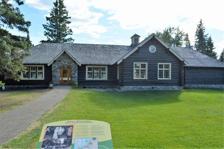waskesiu-community-hall