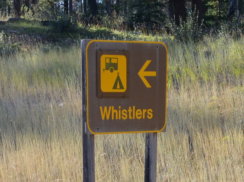Whistlers Campground - Jasper National Park - review
