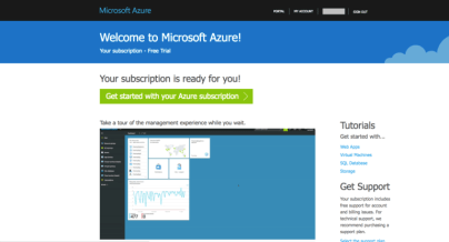 How to Create up a New Microsoft Azure Account