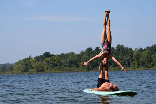 Acro on a SUP? Yup! Free Star SUP AY Resize