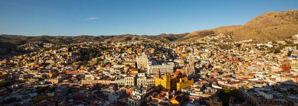 Leicht verirrt man sich in den Gassen von Guanajuato.