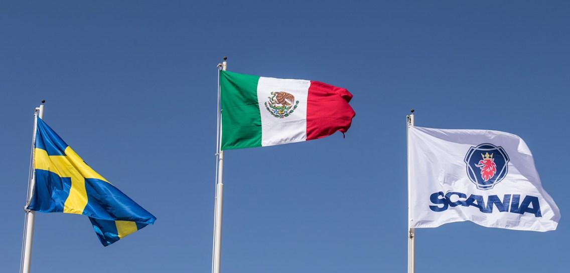 Sweden meets Mexico.