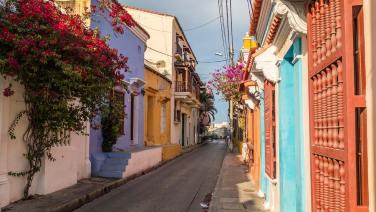 Die Altstadt von Cartagena ist wirklich sehenswert!